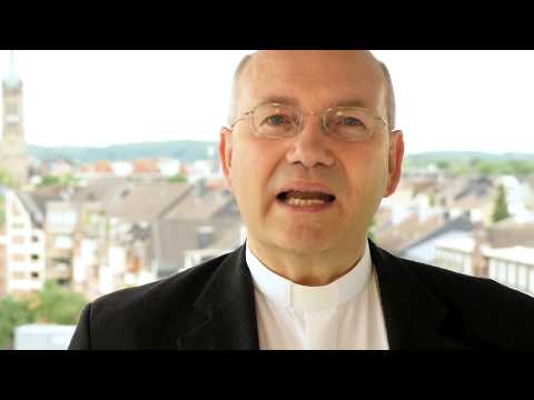 Bischof Dr. Helmut Dieser wünscht schöne Sommerferien