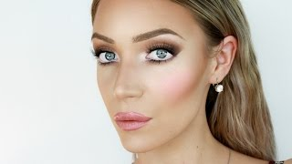 Easy + Quick Eyeliner for Hooded Eyes! | Stephanie Lange