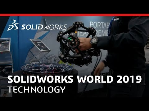 SOLIDWORKS World 2019 - Technology SW