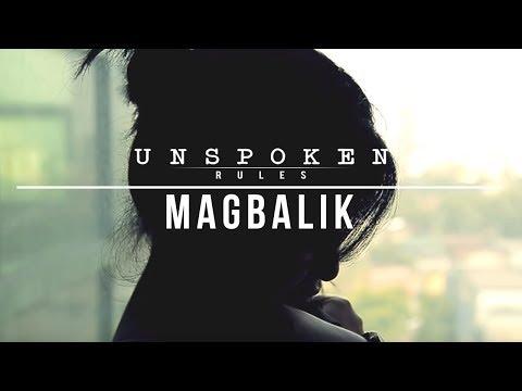 """Unspoken Rules: """"Magbalik"""""""