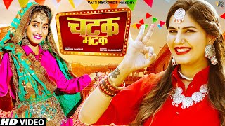 Chatak Matak (Official Video) | Sapna Choudhary | Renuka Panwar | New Haryanvi Songs Haryanavi 2020 - Download this Video in MP3, M4A, WEBM, MP4, 3GP