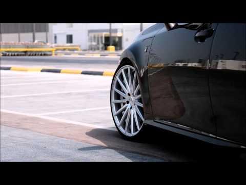 Lexus GS 350 With Vossen Wheels