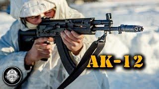 АК-12. Стрельба по два, очередью и одиночными. Новый автомат Калашникова на форуме Армия-2018