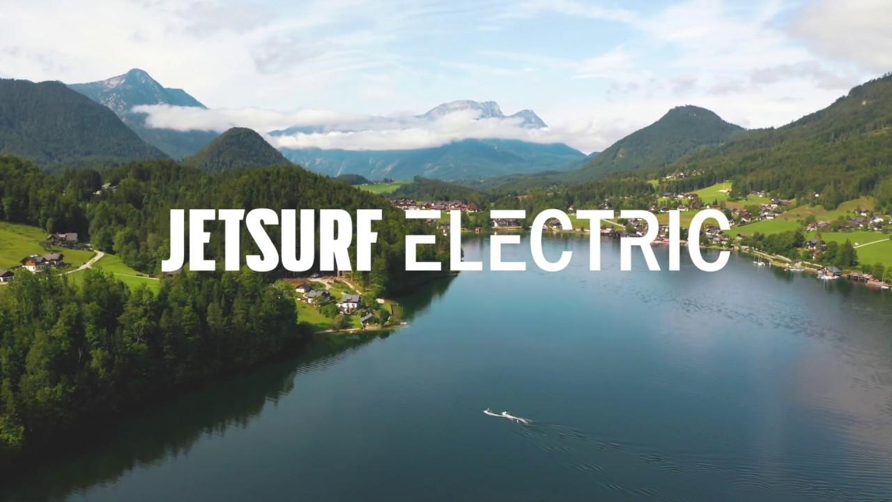 Jetsurf Electric 2020