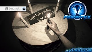 Resident Evil 7 Biohazard - Out Before Dessert Trophy / Achievement Guide (Happy Birthday Videotape)