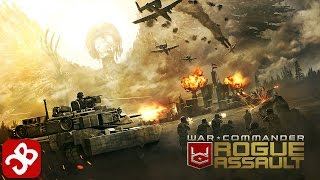 War Commander: Rogue Assault - iOS/Android - Gameplay Video