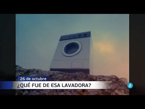 ¿Qué fue de las lavadoras del anuncio de Zanussi del año 1985?