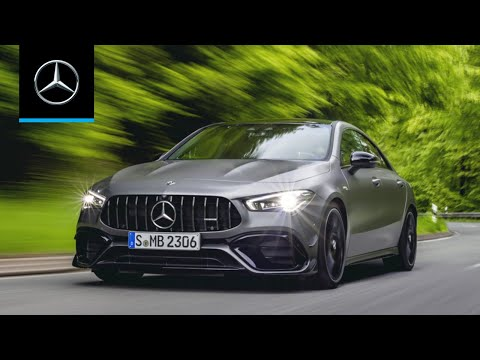Mercedes-AMG CLA 45 S 4MATIC+ Coupé (2020): World Premiere | Trailer
