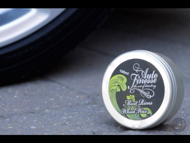 Auto Finesse Mint Rims - Wheel Wax in Lahore