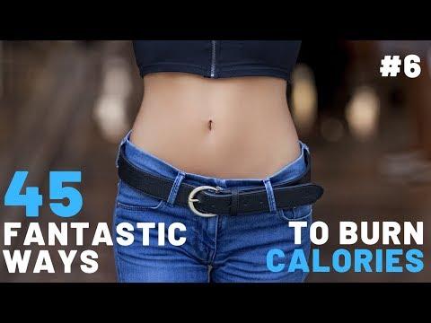 45 Fantastic Ways To Burn Calories (Tip 26-30)