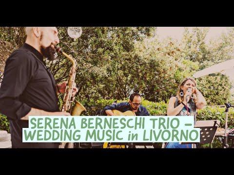Serena Berneschi Ensemble (Soul/Jazz Band) Wedding and Party band Livorno Musiqua