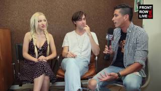 Dove Cameron & Ryan McCartan talk The Girl and the Dreamcatcher w/ @RobertHerrera3