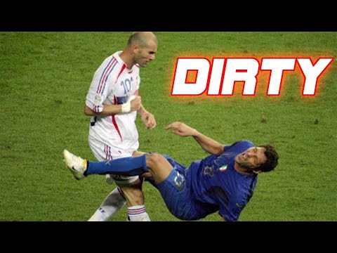Dirtiest Plays/Cheap Shots in Sports (Warning)