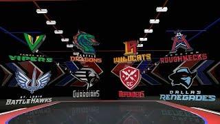 XFL reveals names and logos for 2020 teams   ESPN