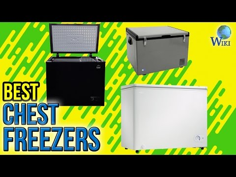 8 Best Chest Freezers 2017