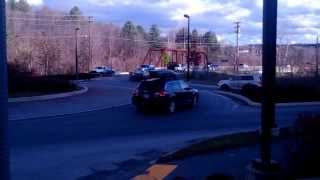 preview picture of video 'General Functioning - US 2 & US 302 Roundabout in Montpelier, VT.'