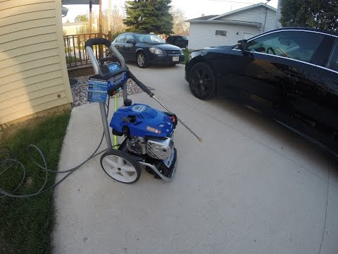 Review: PowerStroke 3100 PSI Pressure Washer w/ Subaru Electric Start Engine