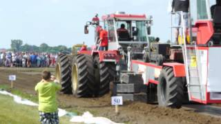 preview picture of video 'Traktorpulling Notzing 2012 Schlüter Profi Gigant Offene Klasse Fullpull'