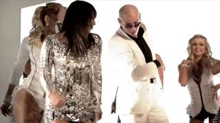 'Feel This Moment,' Cristina and Pitbull with DWTS' Pros!!!
