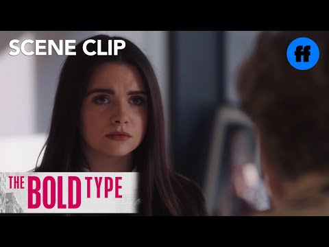 The Bold Type | Season 1, Episode 5: Jane Is Being Sued | Freeform
