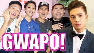 HASHT5, Anong masasabi niyo kay XANDER FORD?  | Itanong Mo #21