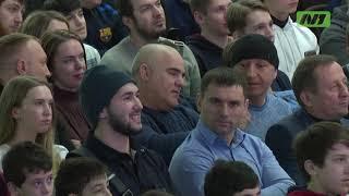 Хабиб Нурмагомедов в Нижневартовске! Как прошла с встреча с поклонниками?