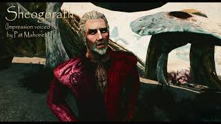 Voice Acting Showcase - Sheogorath Demo