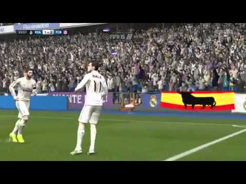 FIFA 15 gameplay!  PC / PSP / PS3 / Xbox