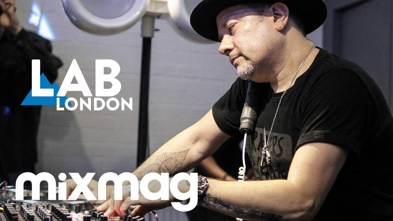 Louie Vega - Live @ Mixmag Lab LDN Ministry of Sound X Groove Odyssey Takeover 2018