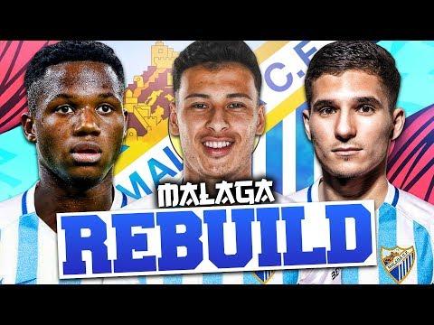 REBUILDING MALAGA!!! FIFA 20 Career Mode