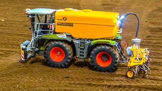 RC Tractor Action! Fantastic Modified R/C Tractors And Farming Machines!