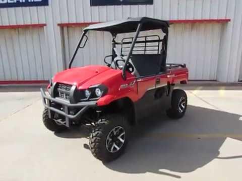 2019 Kawasaki Mule PRO-MX EPS LE in Wichita Falls, Texas - Video 1