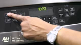 GE Profile Stainless Gas Range PGB940SEFSS Overview