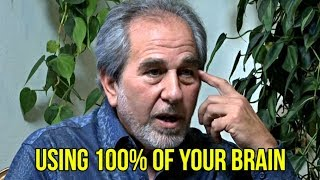 Programming Your Subconscious Mind To Use 100 % of Your Brain | Bruce Lipton