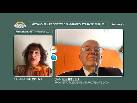 Anteprima del video Daniele BELLUI progetti del Gruppo Atlante 2000, X