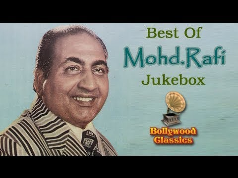 best of mohammad rafi hit songs jukebox collection old hindi