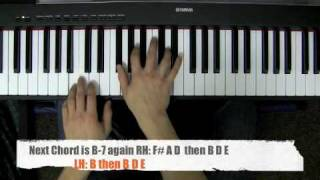 How to Play A Woman's Worth By Alicia Keys Part 1