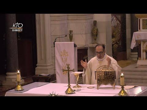 Laudes et Messe du 28 septembre 2021 à Notre-Dame de la Garde