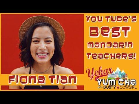 Youtube's best Mandarin Teachers - Fiona Tian
