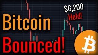 CryptoCrisisAverted?BitcoinAndAltsAttemptRecovery