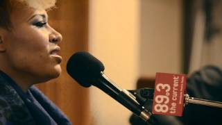 Emeli Sande - Where I Sleep (Live on 89.3 The Current)