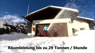 Снегоуборщик бензиновый Honda HS 750 EA