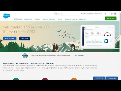How to Learn Salesforce in easy step by step and get certified ...