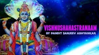 Sri Vishnu Sahasranamam   Sanjeev Abhyankar   Times Music Spiritual