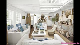Coastal Style Decorating In Style Home Décor And Living Room Ideas
