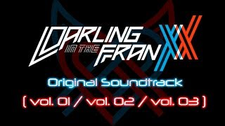 DARLING in the FRANXX - Full Soundtrack (CD 1, CD 2 & CD 3)