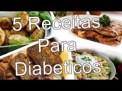 Menu para diabéticos estão acima do peso