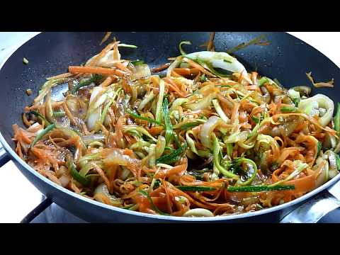 Ricetta CINESE Piatto Ying Ru