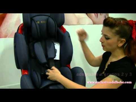 sillitas de coche ¿Cuál elegir?