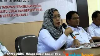 Sosialisasi Peraturan Perundang-undangan Perbenihan di Kabupaten Berau